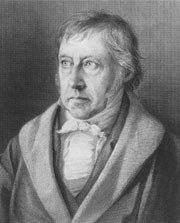 Hegel porträtt
